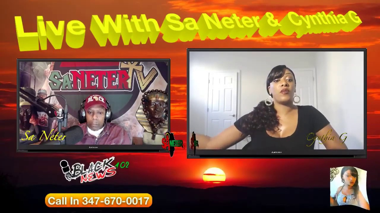 Sa Neter And Cynthia G One On One Conversation