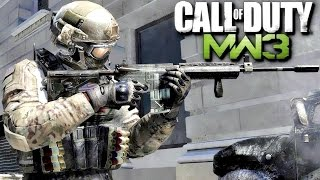Call of Duty Modern Warfare 3 Sandman's Death Mission Gameplay Veteran