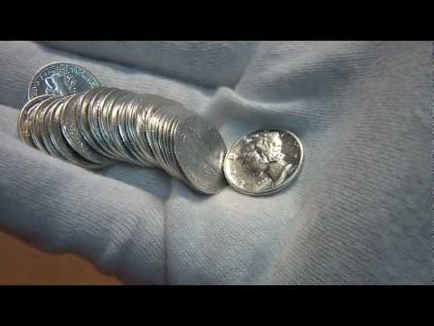 Mercury Dime for Silver Bullion