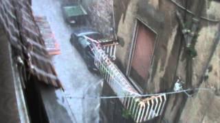 Valguarnera-Nubifraggio-pioggia,vento,e grandine-9-5-2015 n 2