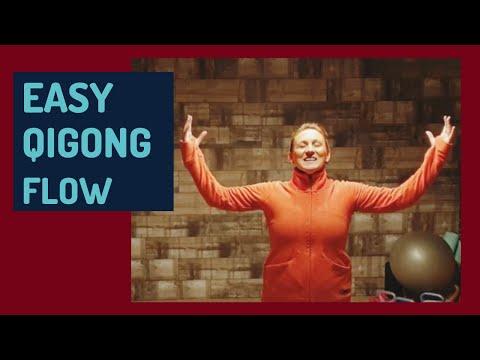 EASY QIGONG FLOW (2019) - Easy QiGong for Beginners