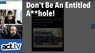 Don't Be An Entitled A**hole!