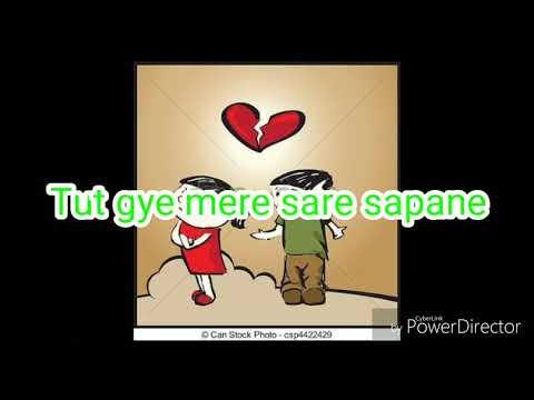 Kr gyi kyu bewafai what'sapp song 😰😰😰😰