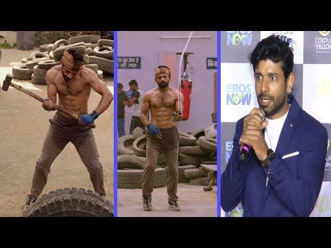 Vineet Kumar Singh Reveals How He Trained For Mukkabaaz