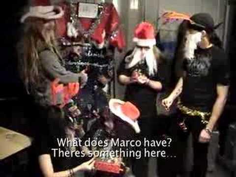 Merry Christmas from Nightwish