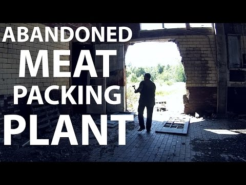 ABANDONED - Reelfoot Meat Packing Plant