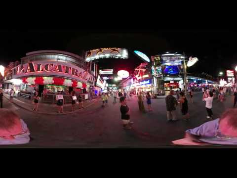 360 Tour, Walking Street, Pattaya, thailand