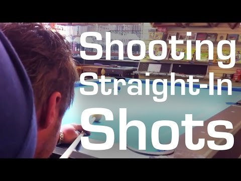 Shooting Straight-in Shots