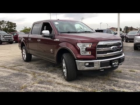 2015 Ford F-150 North Riverside, Oak Lawn, Downers Grove, Chicago, Orland Park, IL Z1213