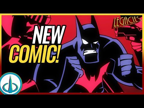 BATMANS FINAL NIGHT - New Batman Beyond Webcomic Coming Soon! | Legacies of the DCAU