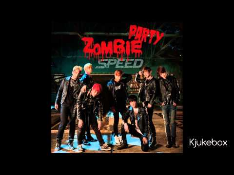 [2014.03.18] Speed - Zombie Party  mp3 DL single