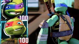 All Turtles SOLO PVP - Teenage Mutant Ninja Turtles Legends
