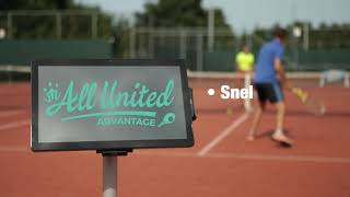 AllUnited Advantage afhangbord