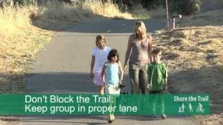 City of Roseville, California - Share the Trail