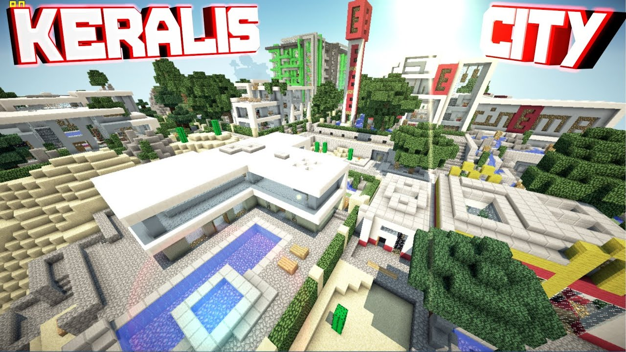 Minecraft pe keralis world download youtube gumiabroncs Gallery