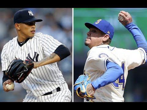 Seattle Mariners vs New York Yankees Highlights || June 20, 2018