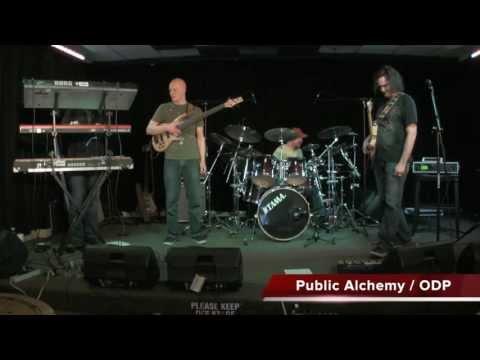 Public Alchemy - Live Fotage
