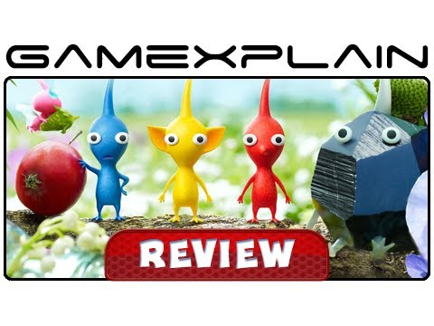 Pikmin 3 Video Review Wii U Youtube