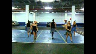 BAD David Guetta Showtek Feat Vassy CHOREOGRAPHY CARLOS VIDAL