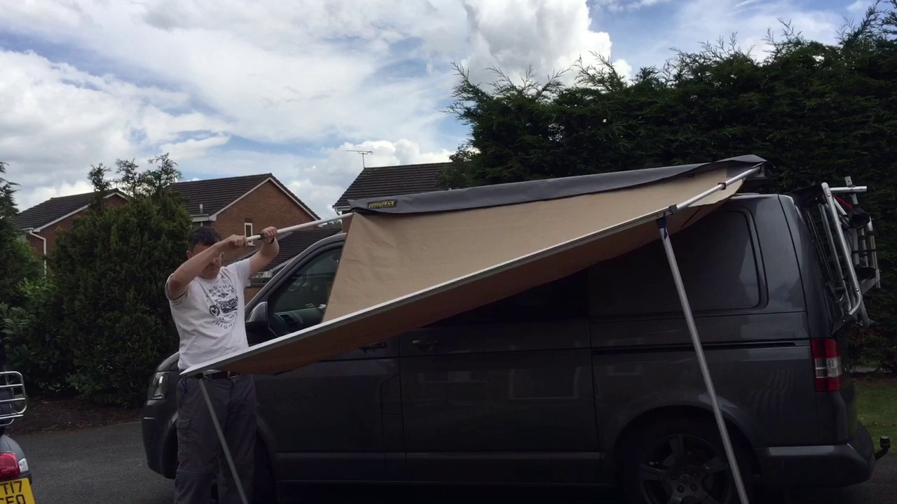 Direct 4x4 Pull Out Awning VW T5