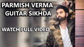 Parmish Verma Guitar Sikhda Latest Punjabi Video Speed Records Oops Tv