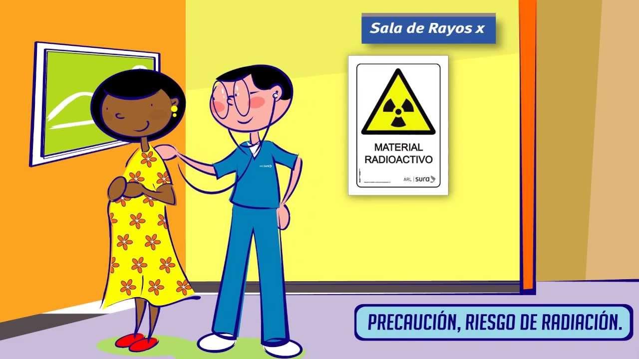 Precauci n riesgo de radiaci n youtube for Cuarto de rayos x medidas
