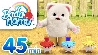 Colors Compilation l Nursery Rhymes & Kids Songs