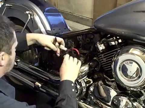 yamaha 650 v star needs new battery youtube