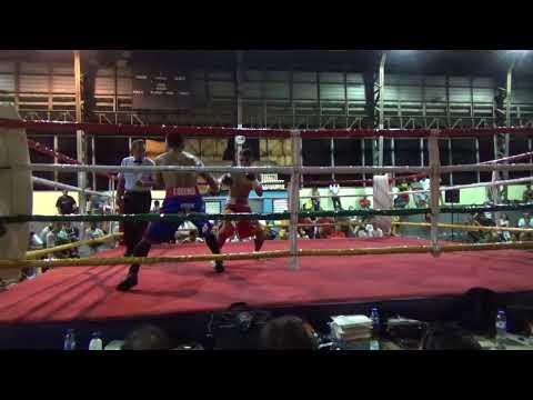 Lorence Rosas  vs  Danilo Tampipi (August 24, 2017)