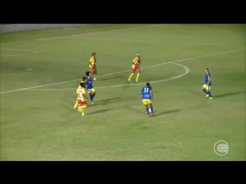 JV Lideral-MA 1 x 3 Tiradentes - Brasileirão Feminino Série A2 (21/06/2017)