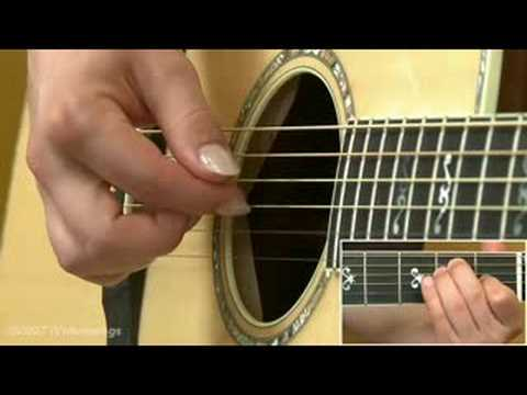 Common Fingerpicking Patterns Part 2