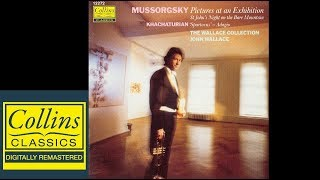 Mussorgsky: Pictures At An Exhibition - Khachaturian: Spartacus   Collins Classics official