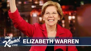 Senator Elizabeth Warren on Coronavirus, Bloomberg, Super Tuesday & Running Mate