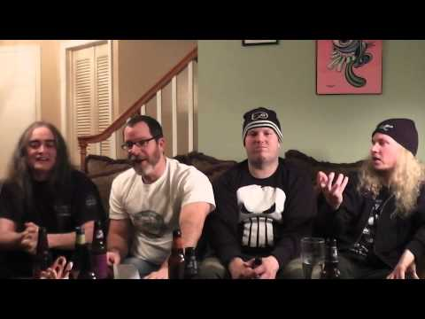 INCANTATION Interview with John McEntee & Alex Bouks METAL RULES! TV