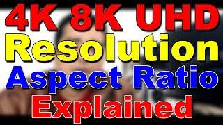 8K(UHD) Ultra-high-definition television Explained