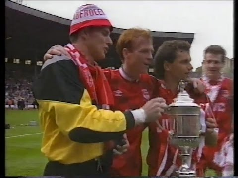 Aberdeen v Celtic 1990 Scottish Cup Final - Full Game