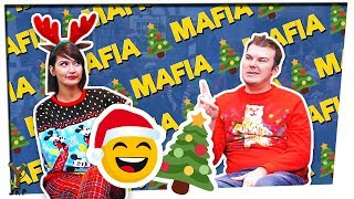 Biggest Game of Christmas Mafia is Back (19 Players) ft. Steve Greene & Gina Darling