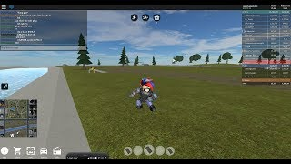 First ROBLOX Game Session!