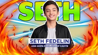 How to summon SETH FEDELIN in Minecraft Pe
