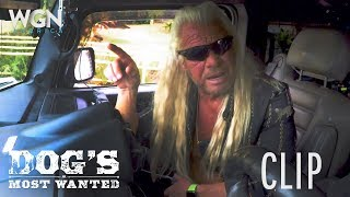 Dog's Most Wanted | Episode 1 Clip - Chasing Willie Boy | WGN America