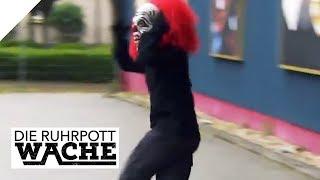 Clown im Casino: Katja Wolf und Bora Aksu ermitteln   Die Ruhrpottwache   SAT.1 TV