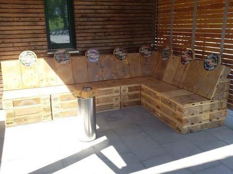 Pallets lounge