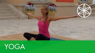 Calorie Killer Yoga with Colleen Saidman  - Balance and Restore | Yoga | Gaiam