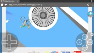 Tablette happy wheels