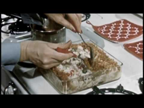 AMERICAN NOSTALGIA: The 1950s Thanksgiving