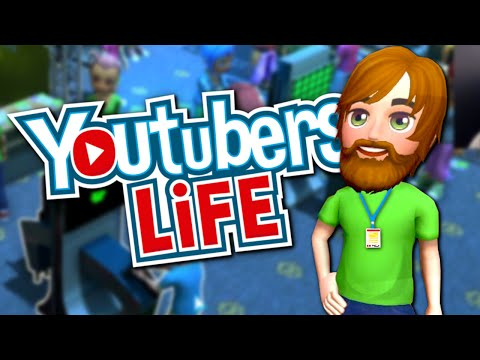 GOING TO THE CONVENTION - YouTubers Life Gameplay #3 |