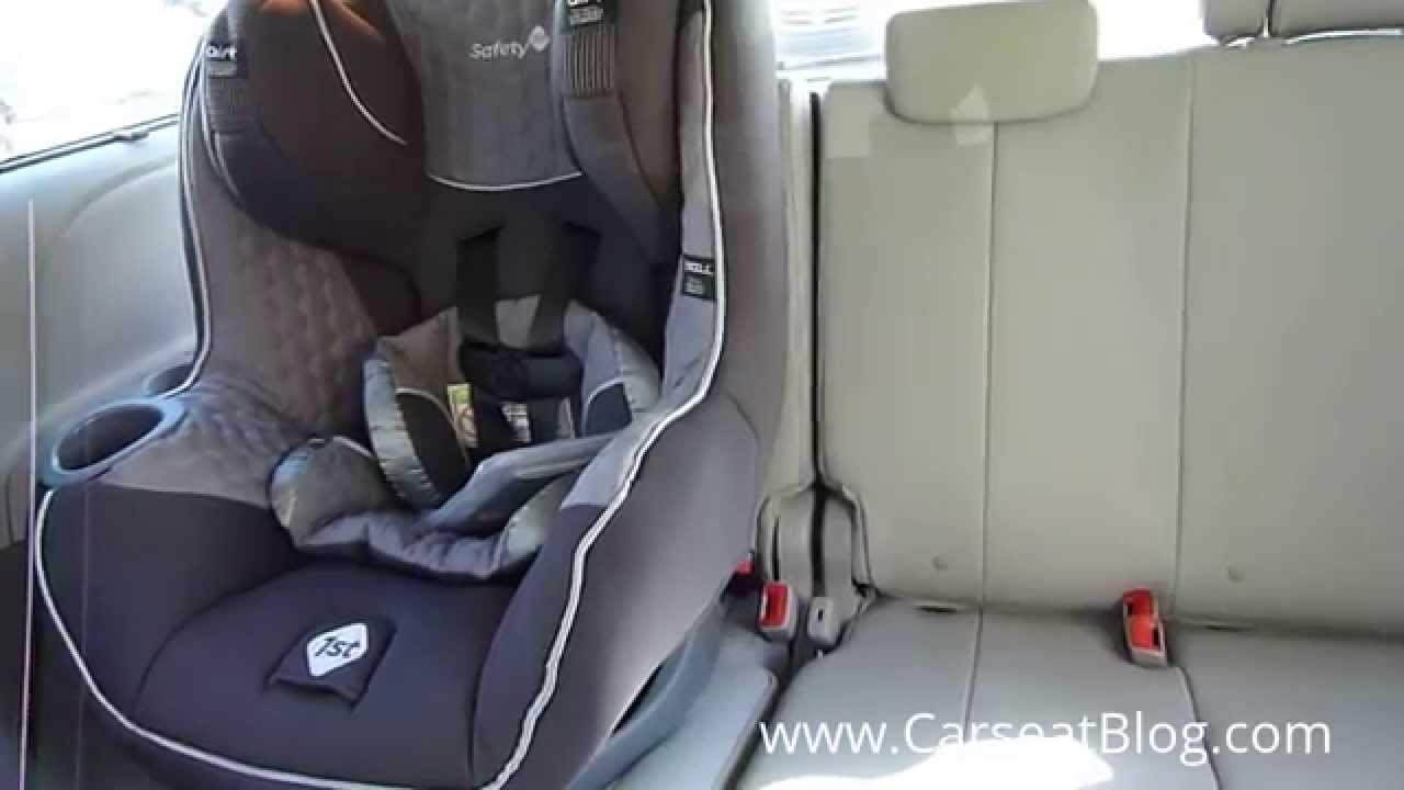 Child Seat Safety Statistics 2015 Toyota Sienna 3rd Row Seat Preview Youtube