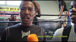 facebook.com/sifu-willie-williams www.onblastdvd.com interviews@onb...