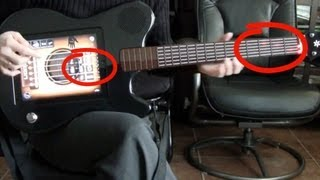 ION All Star Guitar controller for iPhone iPad Review