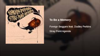 To Be a Memory